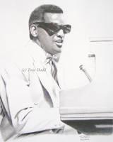 Ray Charles by troydodd