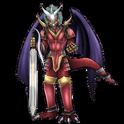 Caelumon (Redraw) by Icedragon300