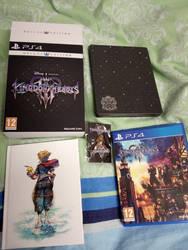 Kingdom Hearts 3 by Icedragon300