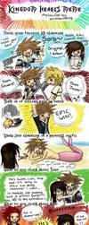 Kingdom Hearts Meme by animekitten16