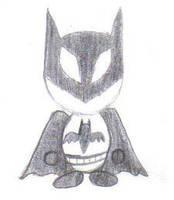Batman - Mark Style by CyberPFalcon