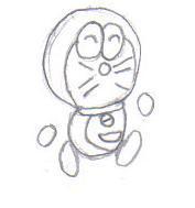 Doraemon - Mark Style by CyberPFalcon