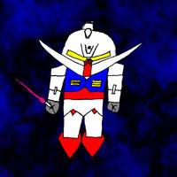 SD Turn A Gundam by CyberPFalcon