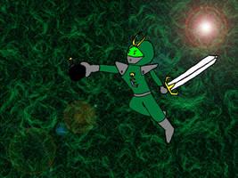 Mr. Explosive Wallpaper by CyberPFalcon