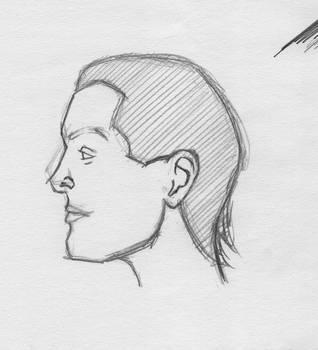 Head Study #5 by Fonderia