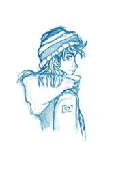 Anime Study #83 by Fonderia