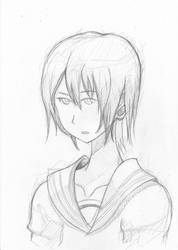 Anime Study #85 (please view full size + comment!) by Fonderia