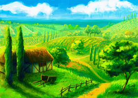 Farm Concept by Czarine
