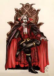 Dracula by Czarine