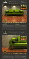 Concept - Web Layout by detrans