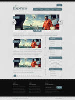 LinenPress - WordPress Theme by detrans