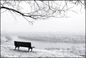 Winter view by 314dzi