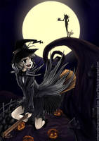 Maho Nightmare (?) by Lucia-95RduS