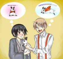 Everything's Better w Bunnies by usagi-ninja