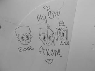 My OTP: Pixane by colorgirl58