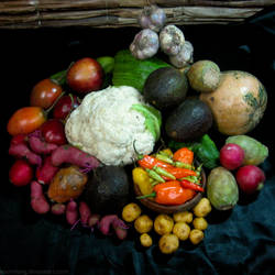 Colombian vegetables 00 by Yourmung