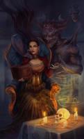 ritual by VeraVoyna