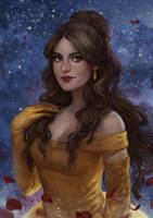 Belle by VeraVoyna