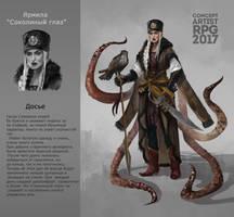 The damned pirate Yarmilla by VeraVoyna