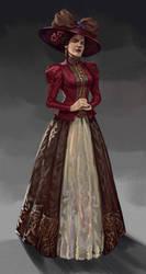 Stepmother by VeraVoyna