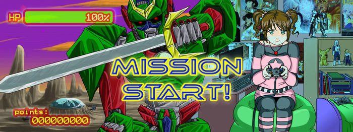 MissionStartpodcast by clawmaster