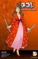 SDL: Rose Taicho by dire-musaera