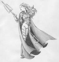briar - pencil by dire-musaera