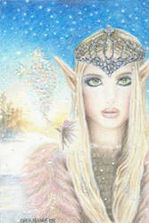 Zelda's Winter -  OSWOA by Carol-Moore