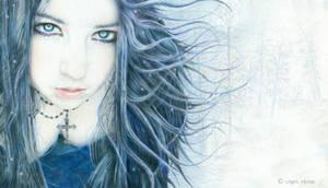 Winter's Cross by Carol-Moore