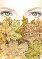 Autumn Eyes by Carol-Moore