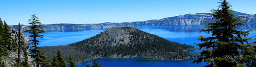Crater Lake by Carol-Moore