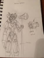 Kajin Rider: Another Virmir by CelticMultiverse