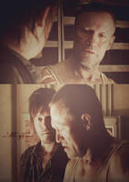 Daryl-Merle Dixon by stuff-I-do