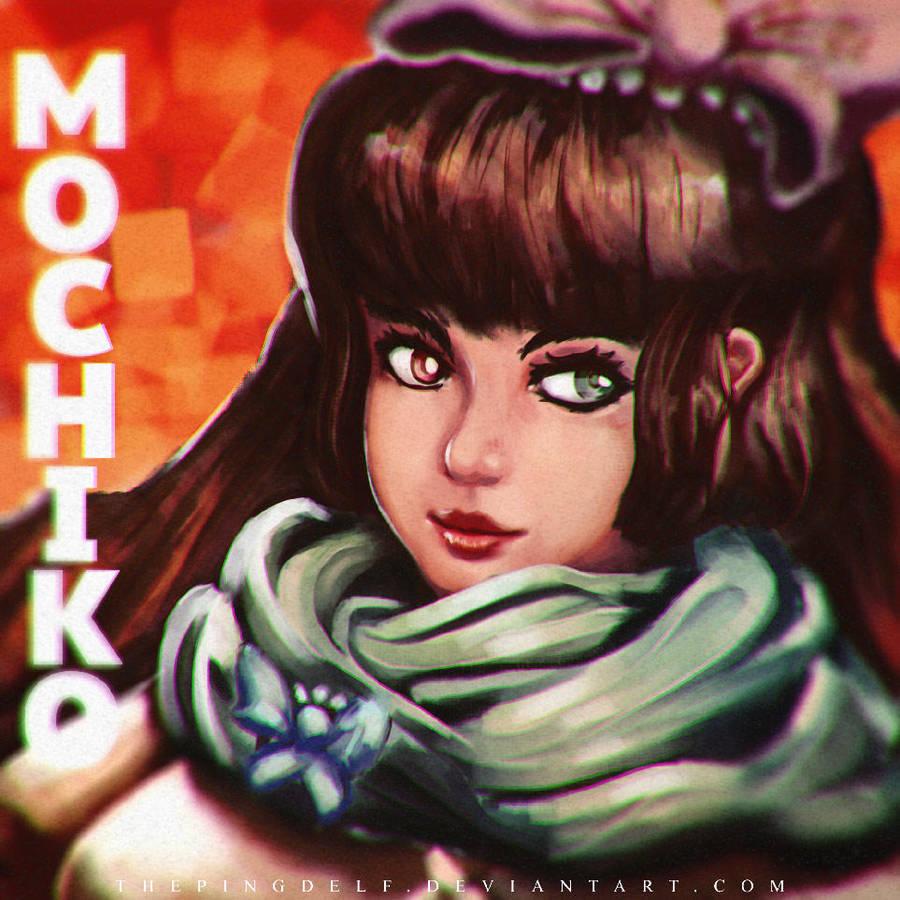 Mochiko by thePingdelf