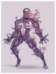 We are Venom! by MauroAlbatros