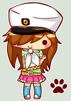 i am fancypants sailor girl by chuuCamii