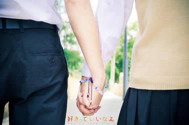 Sukitte ii na yo - Say 'i love you' - by dannieh