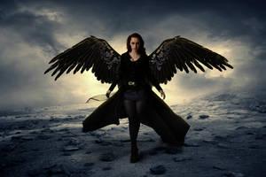 Dark Angel 2 by staples5mm
