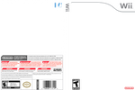 Wii Cover Template - Hi-Res by StardogChampion