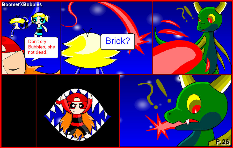 Ppg Rrb Comic Part 26 By BoomerXBubbles On DeviantArt