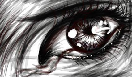 Eyes of Fear by Poplovestar