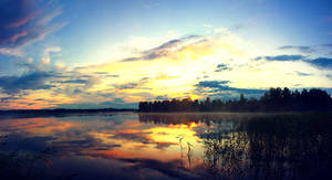 beautiful reflection. by Altingfest