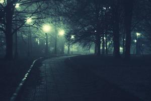 foggy. by Altingfest