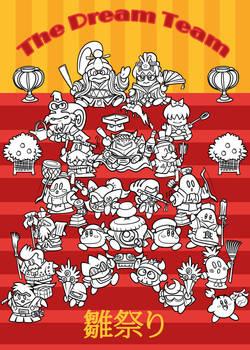 Kirby Reanimated Preview by Daimyo-KoiKoi