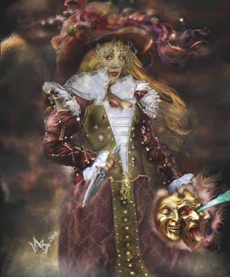Trickster by Marikobard