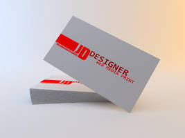 Modern II business card by Freshbusinesscards