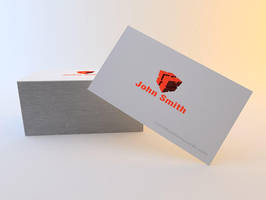 Logo business cards by Freshbusinesscards