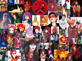 collage of Matsumoto hideto by momochi
