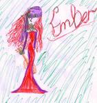 Ember by Elspethelf-Arha