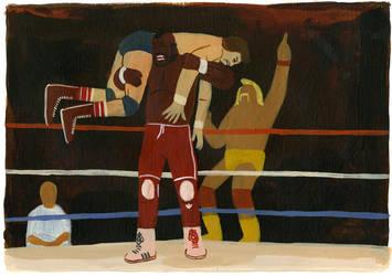 Wrestling 2 by Teagle